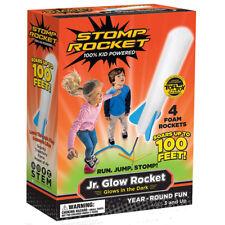 Stomp Rocket Jr Glow Outdoor Toy NEW