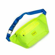 NEW PINK DOLPHIN JUMBO SLING BAG NEON GREEN