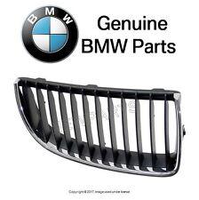BMW E90 E91 Front Passenger Right Chrome Frame Grille 51 13 7 120 008