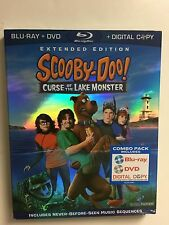 Scooby-Doo: Curse of the Lake Monster (Blu-ray, 2011, 2-Disc) NEW w/slipcover