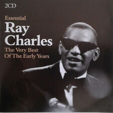 Ray Charles 2xCD Essential Ray Charles The Very Best Of The Early Years - UK