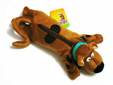 Scooby Doo the Mystery Brown Plush Pen Pencil Bag Pouch Case / Full Body #003
