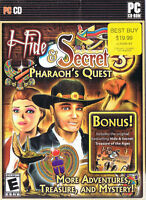 Hide & Secret 3: Pharaoh's Quest (PC, 2009, Anarchy Enterprises)