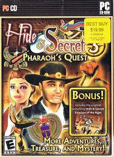 Hide & Secret 3: Pharaoh's Quest (PC, 2009, Anarchy Enterprises)