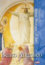 Discover the Great Masters of Art Beato Angelico (New DVD) 24 Page Booklet