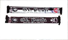 St. Pauli Fan Schal FAN SCARF KIEZ KICKER