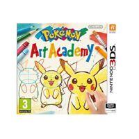Jeu Pokémon Art Academy / Très Bon état / Nintendo 3DS / Cartouche Uniquement