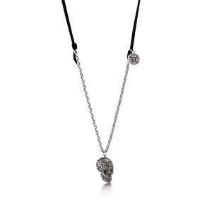 DISNEY COUTURE KINGDOM - PIRATES OF THE CARIBBEAN - SKULL NECKLACE
