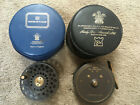Hardy Gold LRH Reel and Spare Spool