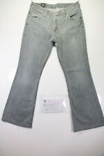 Lee Bootcut (Cod. Y1552) Tg.47 W33 L30 jeans used High Waist flared woman