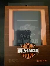 Harley Davidson Venture Series Genuine Bar & Shield Backup Battery Pack 5000mAh