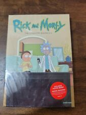 Rick and Morty: Complete Series Season 1,2,3 (DVD, 6-Disc Box Set) new sealed!