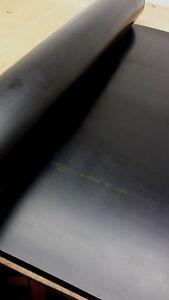 "Neoprene Rubber Solid Flex Sheet 1/8"" Thk x 36"" x 72"" 2-Sq Yd Strip  60 Duro Std"