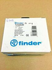 Finder 713184002000 Überwachungsrelais   1CO-SPDT                        E119/19