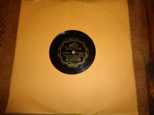 1928 Victor Scroll 78/Coon-Sanders Orchestra/Don Bestor&His Orchestra