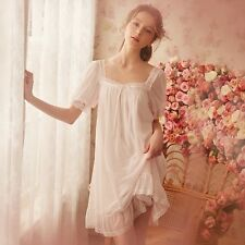 Lolita Lace Lingerie Sleep Dress Nightwear Babydoll Sleepwear Skirt