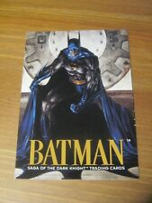 Promo Card - Batman:  Saga of the Dark Knight 1994 - Dave Dorman - Skybox DC  ZP