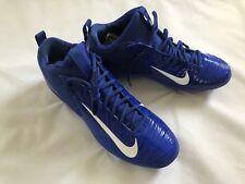 Nike Trout 3 Pro Metal Baseball Cleats Blue Size 12 856498-447