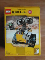 LEGO IDEAS WALL-E 21303 NEU & OVP