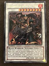 Brotherhood Of The Fire Fist - Kirin Yugioh Card Genuine Yu-Gi-Oh Trading Card