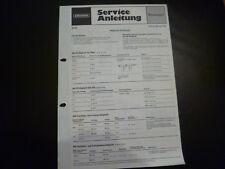 Original Service Manual Grundig Party Boy 700