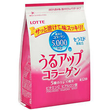 New Refill Lotte Collagen Powder With Hyaluronic Acid Health Beauty Aging Care