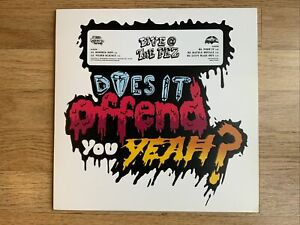 "DOES IT OFFEND YOU, YEAH? - LIVE @ THE FEZ - LTD DELETED 5-TRACK 12"" EP 2008 NEW"