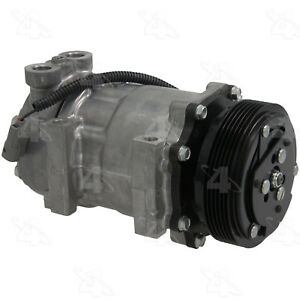 Remanufactured Compressor And Clutch   Four Seasons   67550