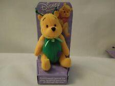 "Gund Disney Pooh Collection  ""Pooh Grasshopper Games"". 4"" Sitting"