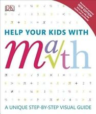 Help Your Kids with Math, Second Edition by Barry Lewis (Paperback / softback, 2014)