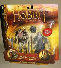 The Hobbit An Unexpected Journey Bolg & Gandalf Figure Set 2012