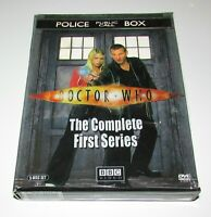 Doctor Who - The Complete First Series (DVD, 2006, 5-Disc Set) Fast Shipping