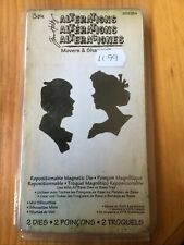 Sizzix Bigz Tim Holtz Alterations Mini Silhouettes Movers & Shapers Die Cutter