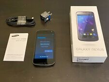 Samsung Galaxy Nexus GT-I9250M - 16GB - Black (Unlocked) Smartphone