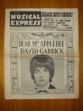 NME #1027 1966 SEP 16 DAVID GARRICK BEACH BOYS BEATLES