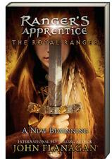 Rangers Apprentice Royal Ranger Book 1 New Beginning John Flanagan (Paperback)