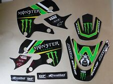 TEAM  GRAPHICS KAWASAKI KX65 & 2002-2009 KLX110