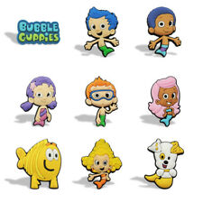 20PCS Bubble Guppies Fridge Blackboard Magnets DIY Refrigerator Stickers as Gift