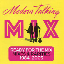MODERN TALKING-Ready For The Mix: Mixes Rarities 1984-2003 Remastered 2CD NEW