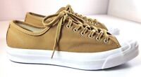 Converse Jack Purcell Sneakers Tan Unisex Shoes Mens Size 10 Womens 11.5