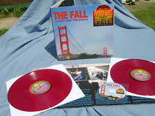 The Fall new double LP June 2013 Live in San Fransisco despatch immed with cert