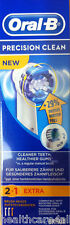 Braun Oral-B Precision Clean Toothbrush Heads Genuine Brand 4210201848196