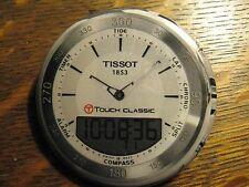 Tissot 1853 Touch Classic Swiss Made Watch Advertisement Pocket Lipstick Mirror