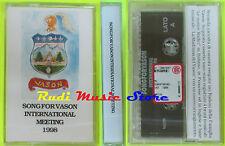 MC VASON Song for vason international meeting SIGILLATA SEALED cd lp dvd vhs