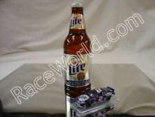 NASCAR SALE Rusty Wallace #2 1/64 Miller Lite Bottle with Diecast Car