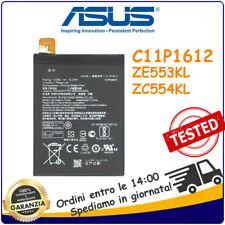 BATTERIA C11P1612 RICAMBIO Per ASUS ZenFone 4 MAX ZC554KL zenfone 3 zoom ZE553KL
