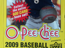 2009 O-Pee-Chee Baseball Cards U-Pick - (10) - Complete Your Set -