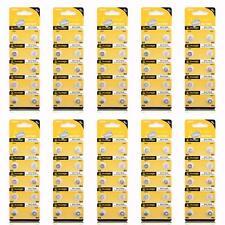 Alkaline Battery 1.55V G3 AG3 LR41 LR736 V3GA SR41 192 392 Button Cell Coin x100
