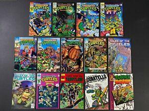 (14) Eastman & Laird's Teenage Mutant Ninja Turtles Adventures & Others