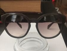 Authentic Prada Gray Sunglasses NWOT